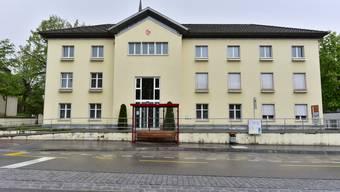 Die Gemeinde Wangen (im Bild das Verwaltungsgebäude) erfreut sich einem unerwartet hohen Ertragsüberschuss.