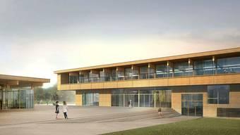 Der Neubau des Primarschulhauses Wilmatt in Therwil BL kann geplant werden.