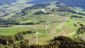 Geplanter Windpark Kirchleerau/Kulmerau: Müssen die Standorte nun angepasst werden?