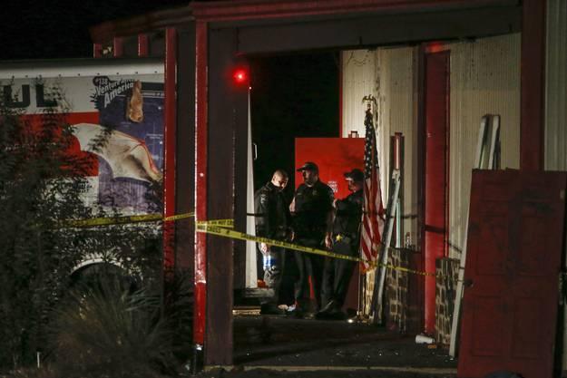 Zwei Personen wurden dabei getötet, 14 verletzt.