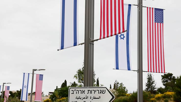 Die Palästinenser gelangen wegen der nach Jerusalem verlegten US-amerikanischen Botschaft an den Internationalen Gerichtshof in Den Haag. (Archivbild)