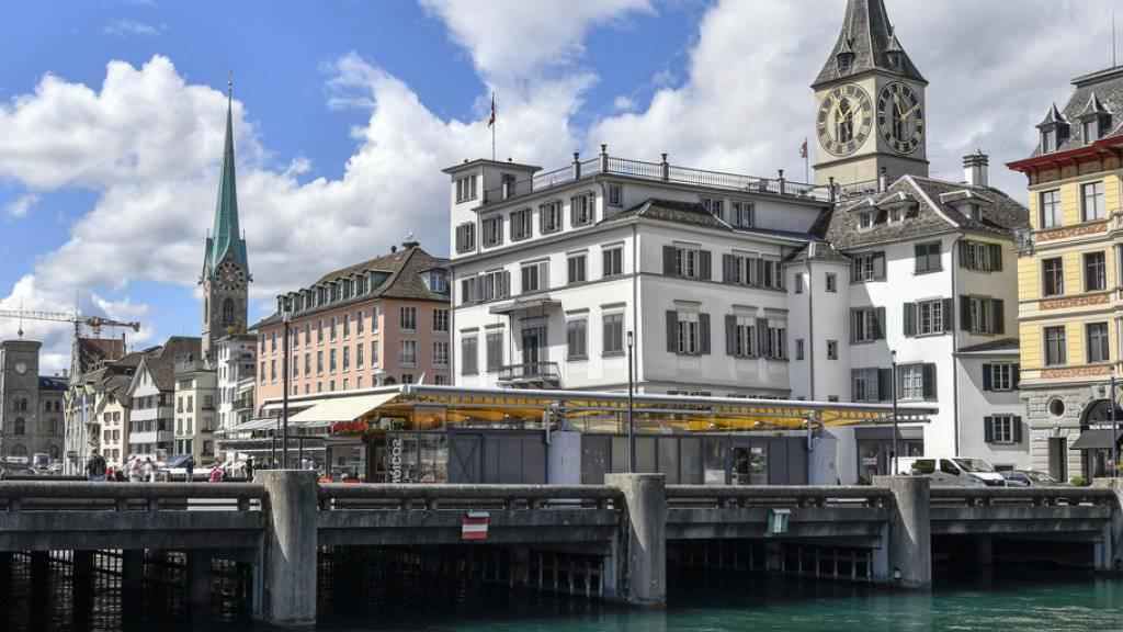 Zürich nach Wien mit weltweit zweithöchster Lebensqualität