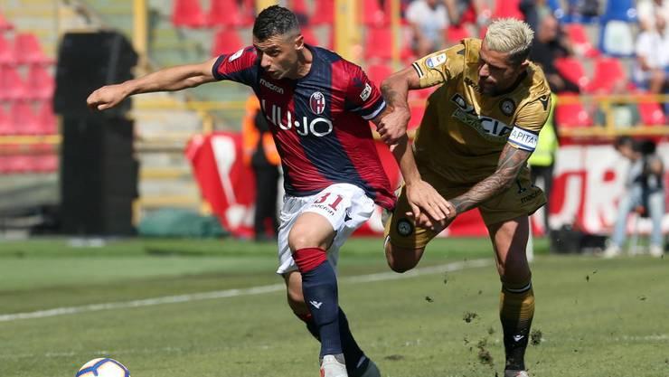Blerim Dzemaili, FC Bologna (Bild: key).