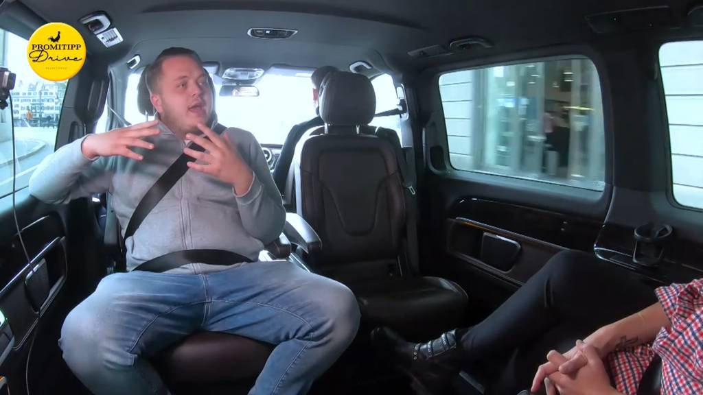 Promitipp Drive mit «MrBrunch» Bendrit Bajra