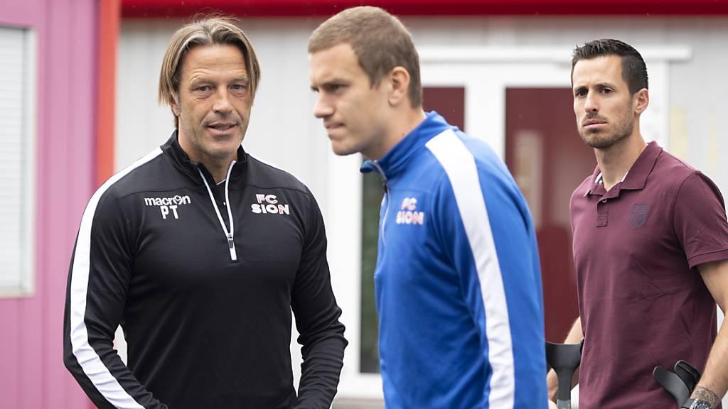 FC Sion und Mitrjuschkin gehen getrennte Wege