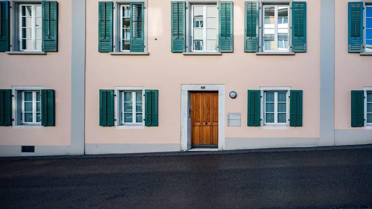 Der Sitz des Seraphischen Liebeswerks in Solothurn.