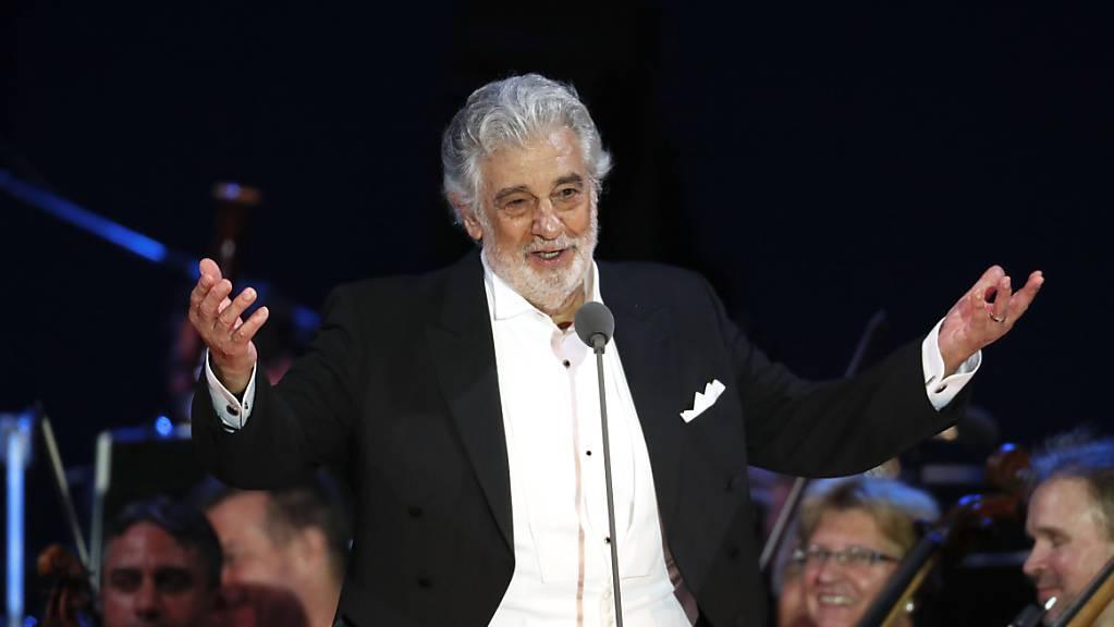Der Opernstar Plácido Domingo verlässt am Dienstagabend per sofort die New Yorker Metropolitan Oper, nachdem ihm mehrere Frauen sexuelle Belästigung vorgeworfen haben. (Archivbild)