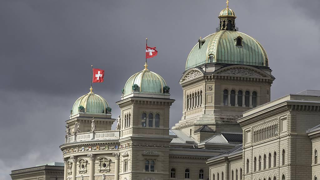 Wettbewerb für Kunstwerk am Bundeshaus lanciert