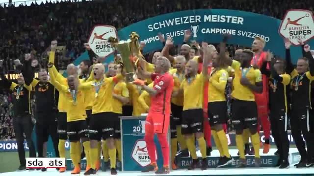Young Boys bekommt den Schweizer Pokal