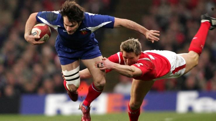 Christophe Dominici spurtete in den Neunziger- und Nullerjahren immer wieder seinen grösseren Gegenspielern davon