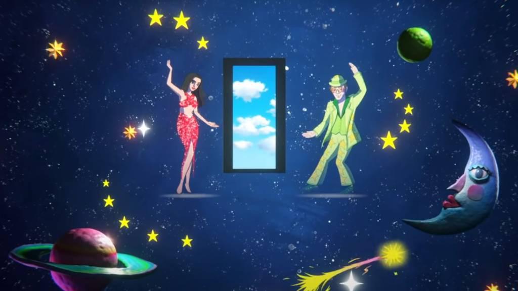 Elton John und Dua Lipa besingen das «Cold, Cold Heart»