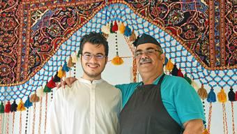 Persisches Restaurant der Familie Shafiee in Schönenwerd