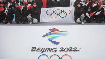 Wegen der Coronavirus-Pandemie können die als Hauptprobe für die Olympischen Winterspiele 2022 geplanten Sportevents in China in dieser Saison nicht durchgeführt werden