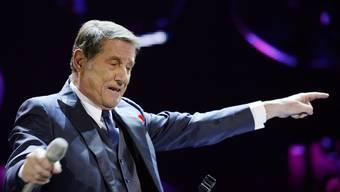 Udo Jürgens bringt das Hallenstadion auch mit 80 noch zum kochen