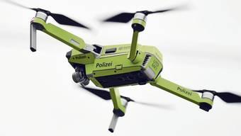 Mehrere Schweizer Polizeikorps testen derzeit Drohnen. Die grösste Flotte besitzt die Kapo Zürich.