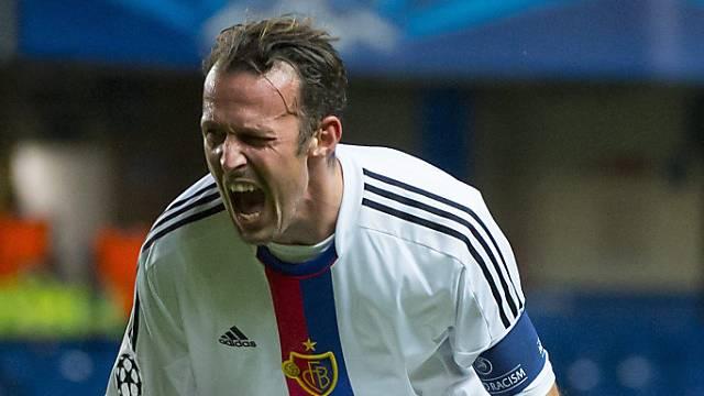 Hat FCB-Captain Marco Streller auch gegen St. Gallen und in Bukarest den nötigen Durchblick?