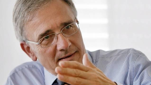Erwin Beyeler, Ex-Bundesanwalt.