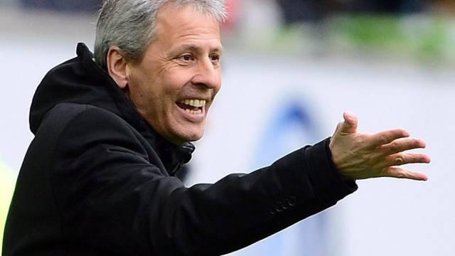 Lucien Favre verlängert bei Gladbach vorzeitig