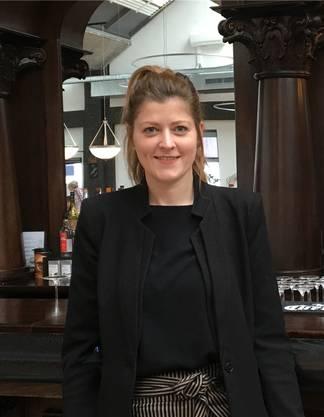 «Barracuda»-Chefin Ann-Kristin Schäffler.