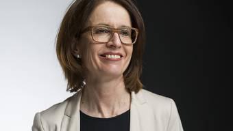 Die St. Galler Nationalrätin Susanne Vincenz-Stauffacher präsidiert neu die FDP-Frauen. (Archivbild)