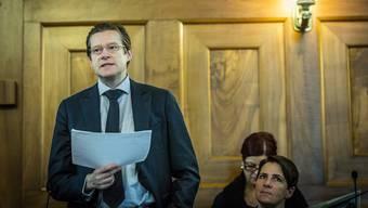 Bald in einem anderen Parlamentsgebäude? Josef Wiederkehr im Zürcher Kantonsratssaal.