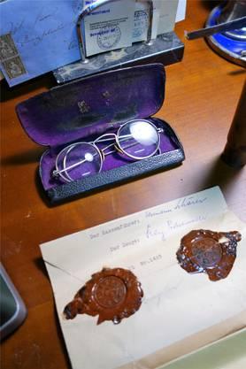 Wichtige Briefe wurden mit Siegellack verschlossen.