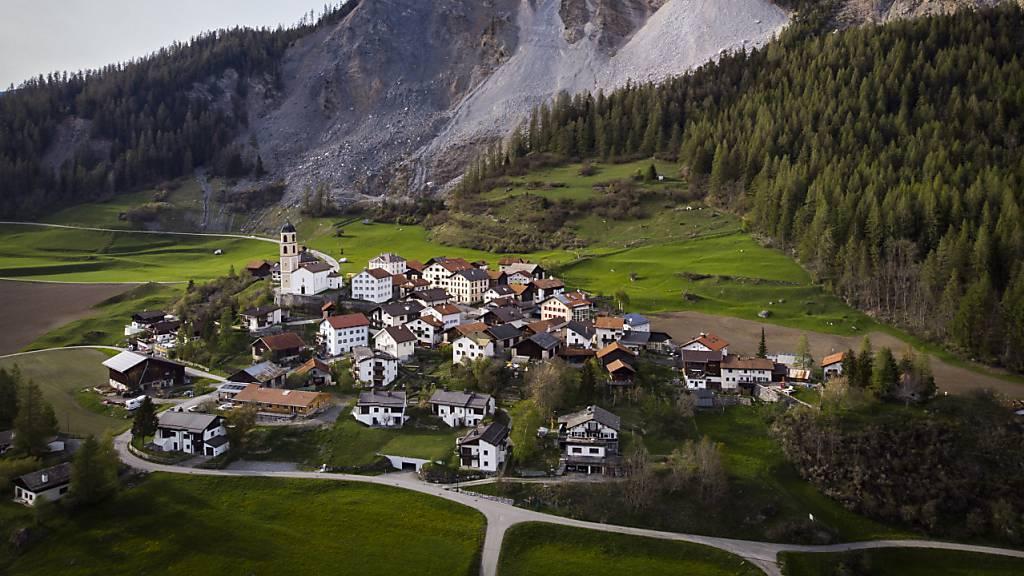 Bündner Bergdorf Brienz rutscht immer schneller ins Tal