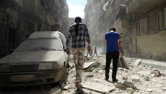 Viele afghanische Söldner kommen gegen ihren Willen zum Einsatz im Syrien-Konflikt