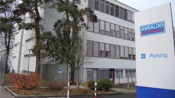 Der Sitz von Ansaldo Schweiz befindet sich an der Badener Römerstrasse.
