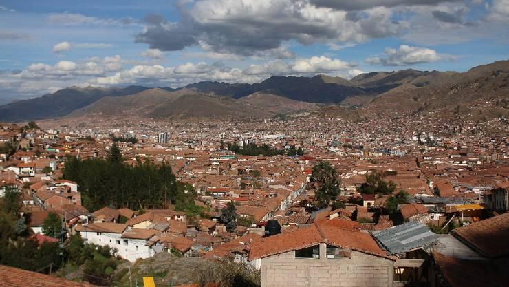 Unsere Woche beginnt in der Stadt Cusco im peruanischen Andenhochland