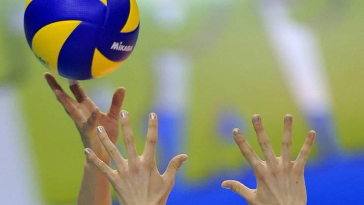 Die Juniorinnen von Volley S9 mussten zum Saisonfinale in ungewohnter Formation antreten.