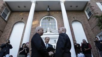 Hochzeit von zwei Männern in New Jersey (Symbolbild)