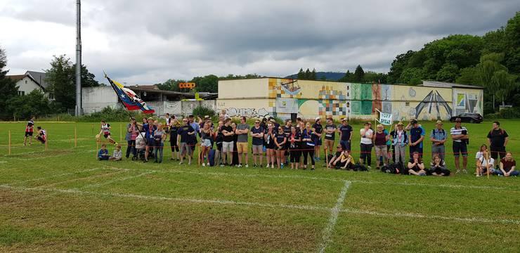 Speuzer Fans am ETF Aarau 2019