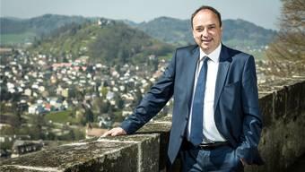 """Markus Dieth: """"Die Steuervorlage 17 ist für unseren Kanton eine grosse Herausforderung."""""""