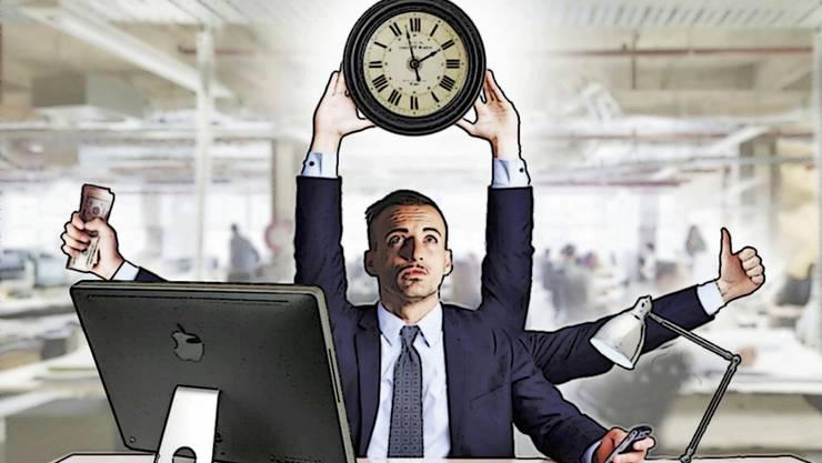 In Rekordverdächtigem Tempo erledigte der Gemeinderat alle Geschäfte innert weniger als einer Stunde (Symbolbild)