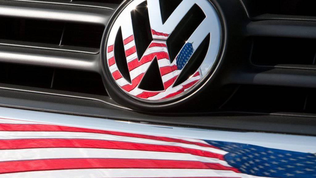 Über 15 Milliarden Dollar soll VW in den USA zur Wiedergutmachung zahlen.