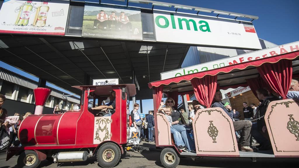 Dieses Jahr ist der Thurgau Gastkanton an der Olma. (Archiv)