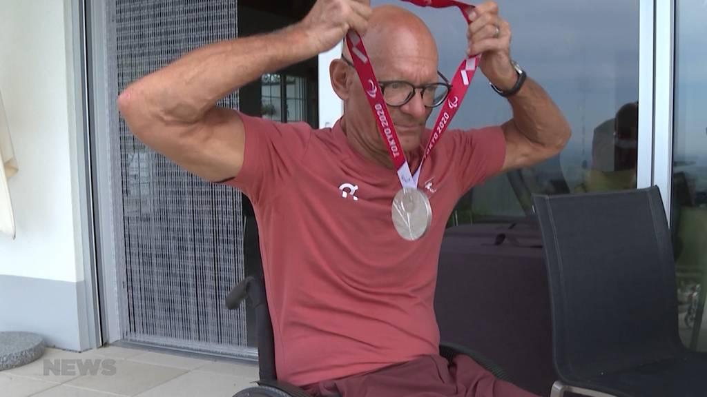 Beeindruckende Karriere: Heinz Frei holt sich an seinen letzten Paralympics die 35. Olympische Medaille