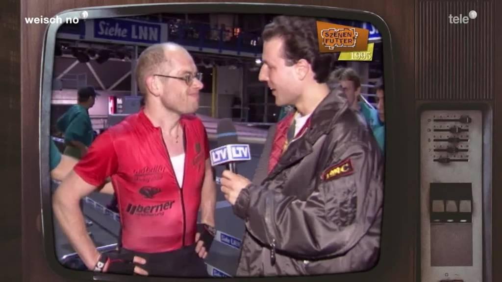 Eröffnung Rollerpalast - 1994