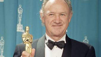 Der Hollywood-Star Gene Hackman war im Besitz von Grabtafeln aus Kenia, die nunmehr aus den USA an das afrikanische Land zurückgegeben wurden. (Archivbild)