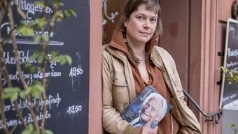 Die Basler Autorin Mena Kost.