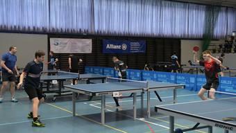 50. Jubiläum des Limmattaler Tischtennisturniers