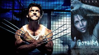 Hugh Jackman und Halle Berry in Zimmerli-Rip-Tops