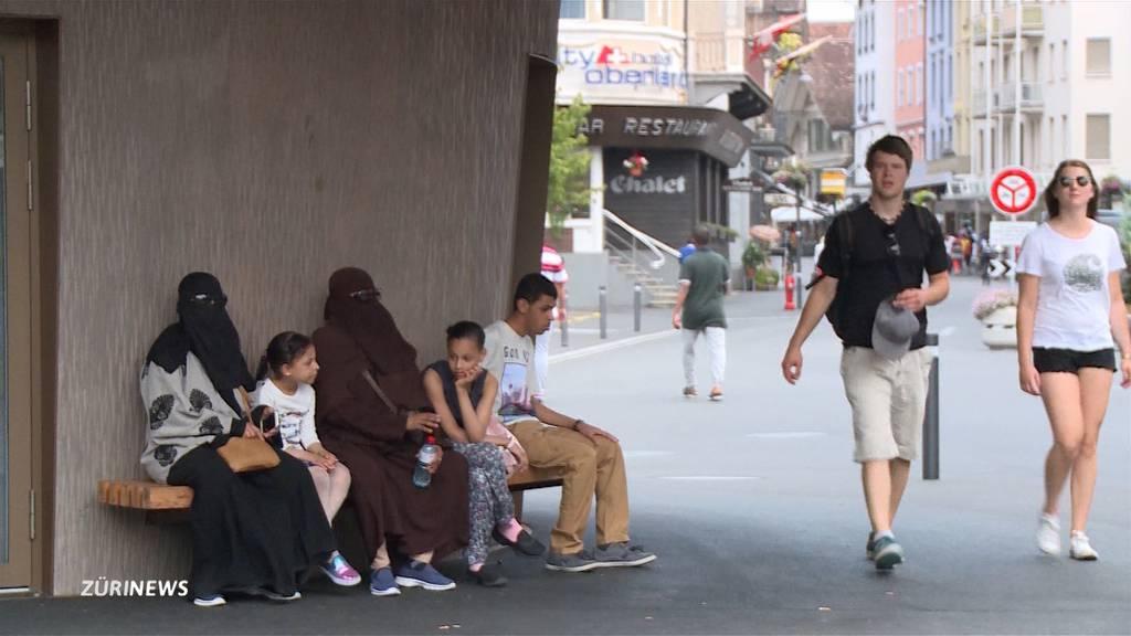 Burka-Initiative: Feministinnen irritiert über SVP-Engagement für Frauenrechte