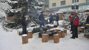 Grenchner Weihnachtsmarkt