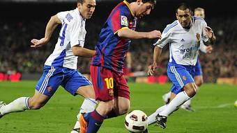 Lionel Messi glänzt als Vorbereiter