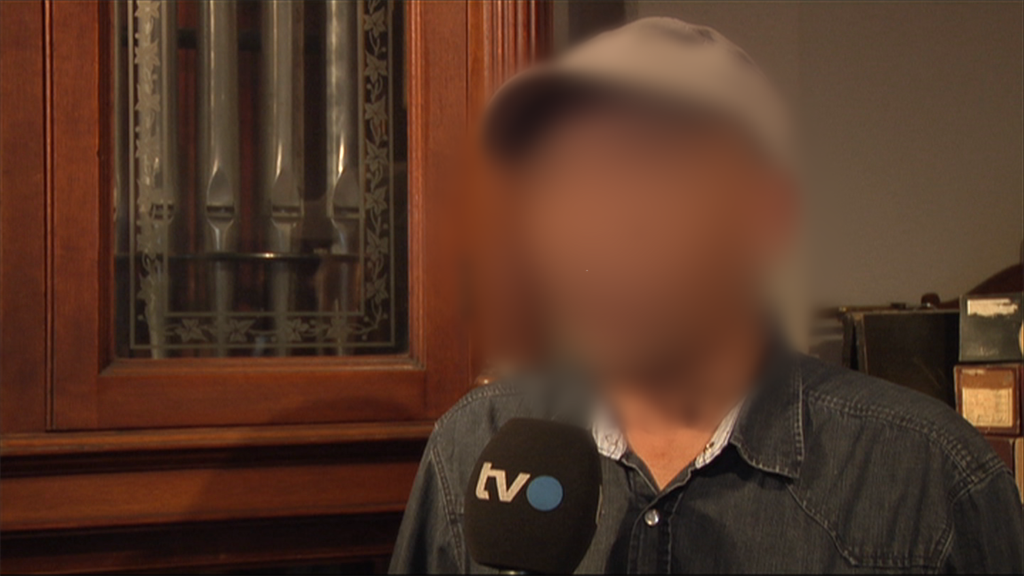 Das mutmassliche Opfer in einem Beitrag von TVO im Jahr 2013. ©TVO