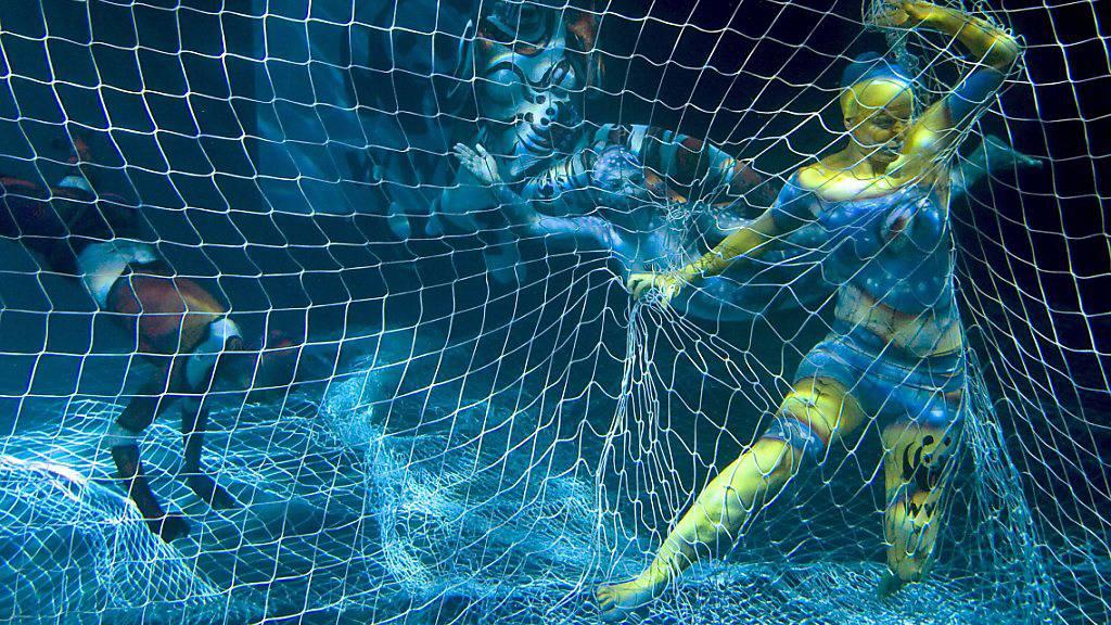 Der WWF fordert einen Schutz für die Fischbestände im Indischen Ozean. (Archivbild)