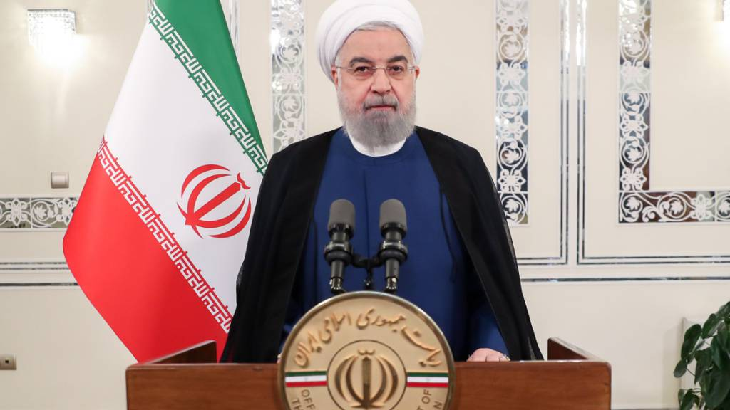 Iran verkündet Ende des UN-Waffenembargos - USA warnen