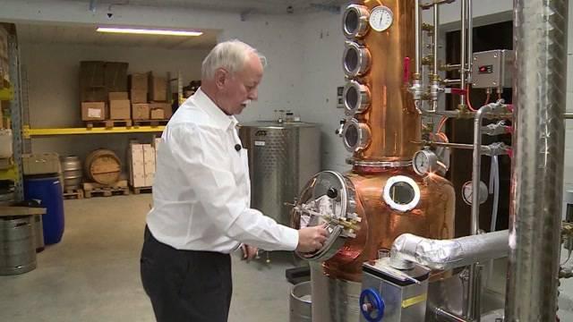 Whisky aus dem Oberaargau